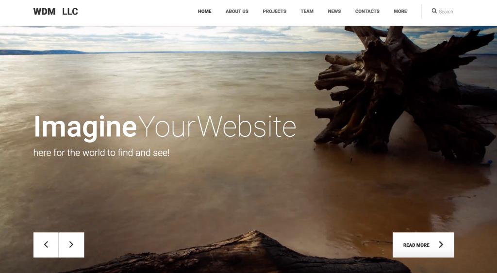 Pick Your Website